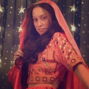 😍 Authentic Princess Jasmine Cosplay 😍